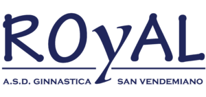 Royal logo blu
